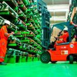 Empresas de armazenagem logística