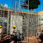 Empresas de construção e montagem industrial