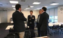 IMC Saste palestra no WTC Business Club